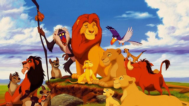 Jon Favreau režira Lion King film!
