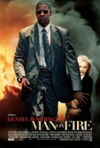 Čovek pod vatrom